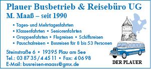 Plakat M Maass